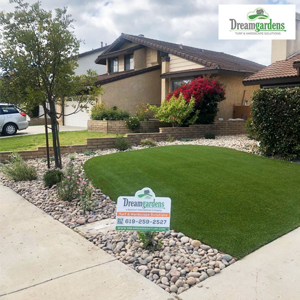 Artificial turf installation chula vista california